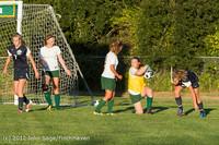 6251 Girls Varsity Soccer v Cedar Park 090412