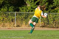 6263 Girls Varsity Soccer v Cedar Park 090412