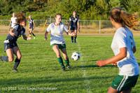 6292 Girls Varsity Soccer v Cedar Park 090412