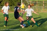 6334 Girls Varsity Soccer v Cedar Park 090412