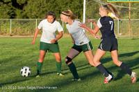 6337 Girls Varsity Soccer v Cedar Park 090412
