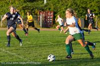 6360 Girls Varsity Soccer v Cedar Park 090412