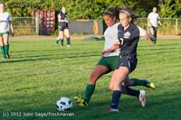 6378 Girls Varsity Soccer v Cedar Park 090412
