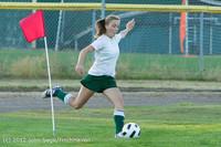 6403 Girls Varsity Soccer v Cedar Park 090412