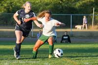 6421 Girls Varsity Soccer v Cedar Park 090412