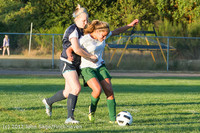 6425 Girls Varsity Soccer v Cedar Park 090412