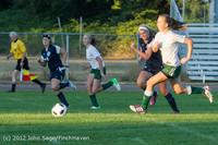 6453 Girls Varsity Soccer v Cedar Park 090412