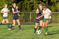 6480 Girls Varsity Soccer v Cedar Park 090412