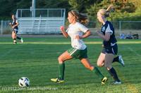6495 Girls Varsity Soccer v Cedar Park 090412