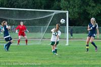 6519 Girls Varsity Soccer v Cedar Park 090412