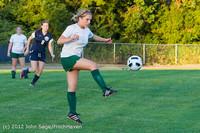 6532 Girls Varsity Soccer v Cedar Park 090412