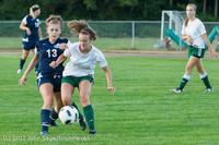 6540 Girls Varsity Soccer v Cedar Park 090412