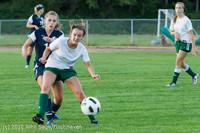 6541 Girls Varsity Soccer v Cedar Park 090412