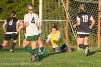 6554 Girls Varsity Soccer v Cedar Park 090412