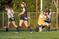 6565 Girls Varsity Soccer v Cedar Park 090412