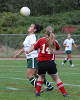 4044 Girls Soccer v Sea-Chr 090910