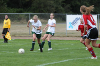 4063 Girls Soccer v Sea-Chr 090910
