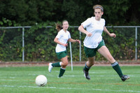 4076 Girls Soccer v Sea-Chr 090910