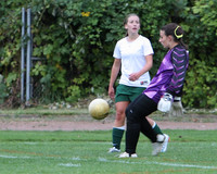 4112 Girls Soccer v Sea-Chr 090910