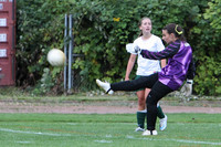 4113 Girls Soccer v Sea-Chr 090910