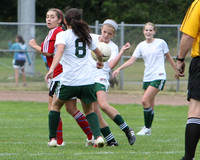 4153 Girls Soccer v Sea-Chr 090910