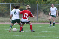 4169 Girls Soccer v Sea-Chr 090910