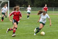 4178 Girls Soccer v Sea-Chr 090910