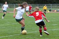 4179 Girls Soccer v Sea-Chr 090910