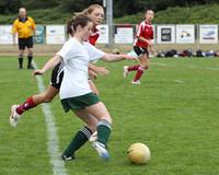 4219 Girls Soccer v Sea-Chr 090910