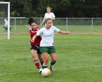 4254 Girls Soccer v Sea-Chr 090910