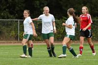 4298 Girls Soccer v Sea-Chr 090910