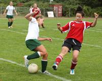 4331 Girls Soccer v Sea-Chr 090910
