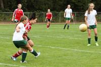 4346 Girls Soccer v Sea-Chr 090910