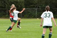 4348 Girls Soccer v Sea-Chr 090910