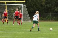 4354 Girls Soccer v Sea-Chr 090910