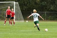 4357 Girls Soccer v Sea-Chr 090910