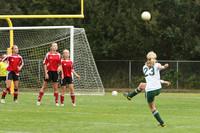 4361 Girls Soccer v Sea-Chr 090910