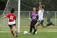 4405 Girls Soccer v Sea-Chr 090910