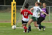 4408 Girls Soccer v Sea-Chr 090910