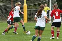 4424 Girls Soccer v Sea-Chr 090910