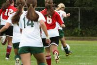 4428 Girls Soccer v Sea-Chr 090910