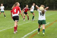 4449 Girls Soccer v Sea-Chr 090910