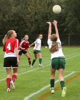 4451 Girls Soccer v Sea-Chr 090910