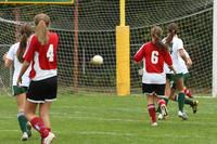 4457 Girls Soccer v Sea-Chr 090910