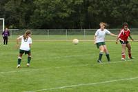 4510 Girls Soccer v Sea-Chr 090910