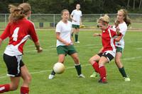 4512 Girls Soccer v Sea-Chr 090910