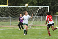 4516 Girls Soccer v Sea-Chr 090910