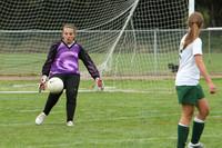 4520 Girls Soccer v Sea-Chr 090910