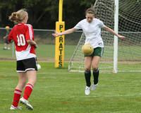 4530 Girls Soccer v Sea-Chr 090910