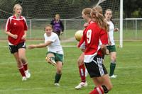 4534 Girls Soccer v Sea-Chr 090910